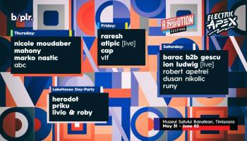The house of Revolution Festival - Electric Apex 2018
