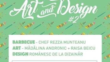 Barbecue, Art & Design 2 la Acuarela de Romanian Design Week