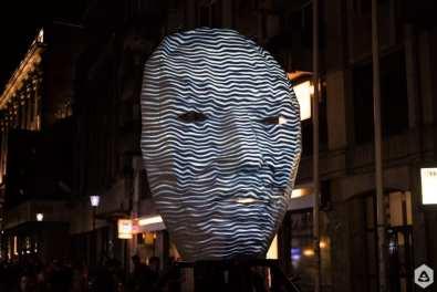 Facelessman de Radu Ignat (Romania) Strada Lipscani