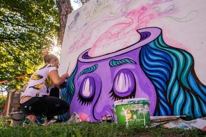 SISAF 3 Sibiu International Street ART Festival 2018