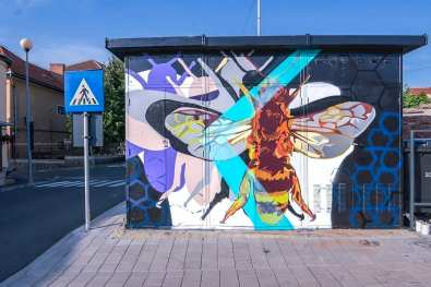SISAF 3 Sibiu International Street ART Festival 2018
