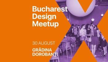 Bucharest Design Meetup #10
