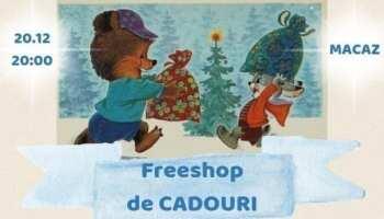 Freeshop de Cadouri - {Comunitaria 2018}