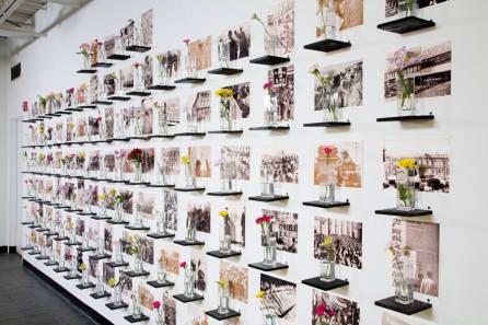 bucharest art week 2015 Dread Scott USA Let 100 Flowers Blossom