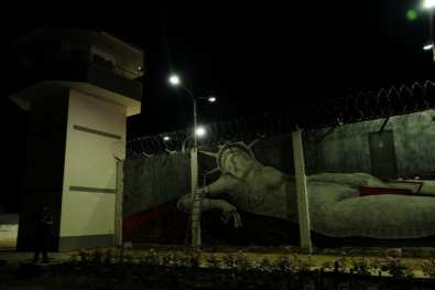 Obie Platon & NOM Crew / Penitenciarul Vaslui