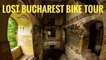 Lost Bucharest Bike Tour 2019