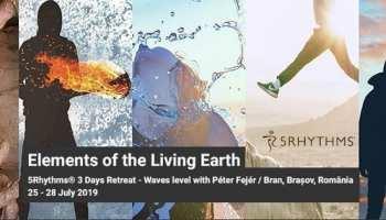 Elements of the Living Earth - 5Rhythms cu Péter Fejér - Bran