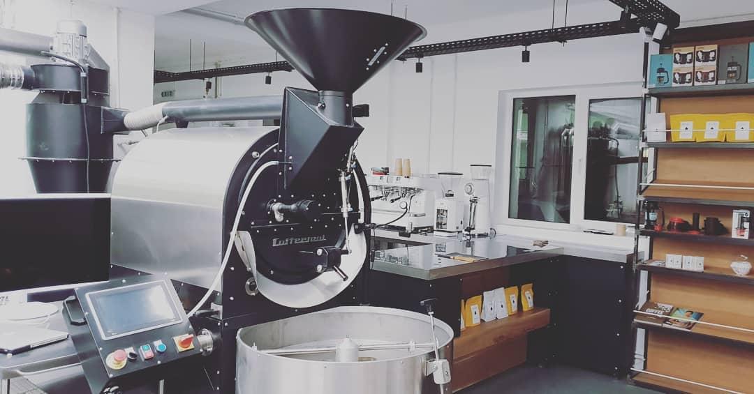 DropShot Coffee Roasters coffeetool.gr