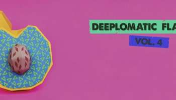 "Deeplomatic Recordings releases fourth compilation album ""Deeplomatic Flavours Vol.4"""