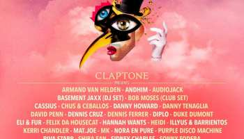 CLAPTONE ANNOUNCES FIRST WAVE OF ARTISTS FOR 'THE MASQUERADE'