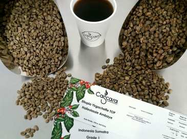 Cascara Coffee Roastery