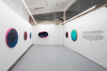 JAN KALÁB - Point of Space, Trafo Gallery, Prague (2018)