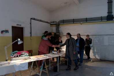 BTLT: Rampa One finisaj @ Plant Village