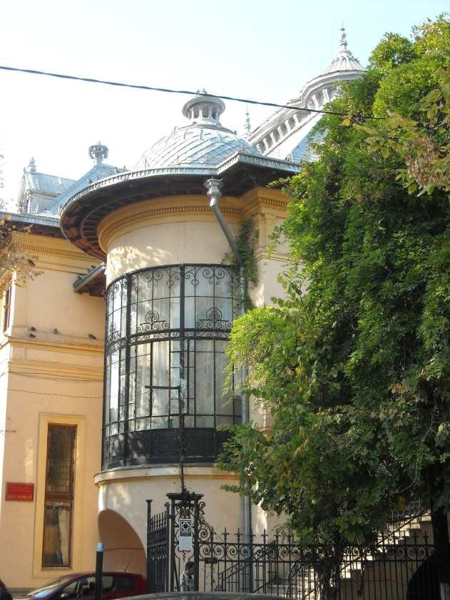 Casa Prof Dr NN Turnescu