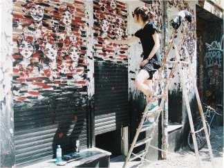 UHR interview with Juli Jah Urban art