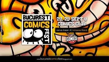 Bucuresti ComicsFest 2019