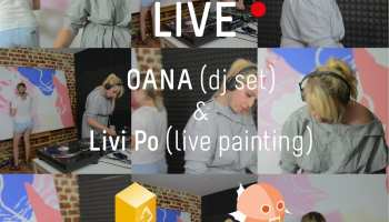 feeder sound LIVE streaming with OANA (dj set) & Livi Po