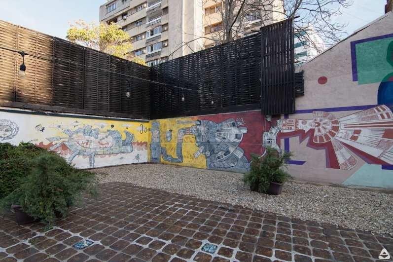 Outside Histories - proiect special NAG București
