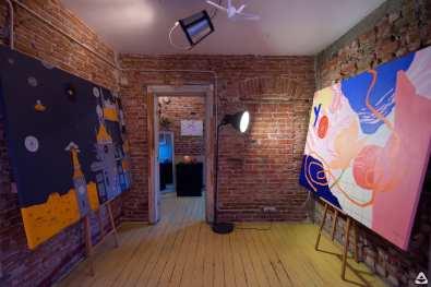 Un-hidden Romania street art exhibition with x Acuarela