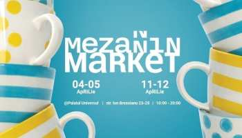Mezanin Market de Aprilie