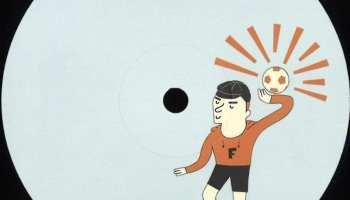 football player - FP001