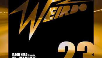 Jason Herd Presents 161 Ft. Lisa Millett 'Remedy EP' Weirdo Recordings