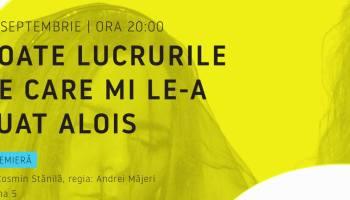 TOATE LUCRURILE PE CARE MI LE-A LUAT ALOIS Reactor Cluj