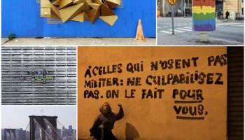 LIST: 8 artiști care experimentează arta post graffiti în peisajul urban
