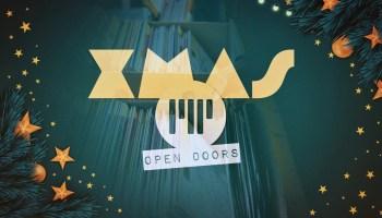 XMAS Open Doors @ MadPiano Record Shop