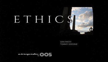 Microgarden lab. present Dan Matei - ETHICS EP including Remix By Tommy Oddone [MG005]