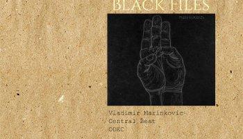 Vladimir Marinkovic, ODEC, Central Beat - Black Files Remixed [MicrogardenDEEP]