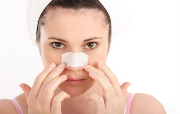 Remove Blackheads On Your Nose Overnight With The Help Of