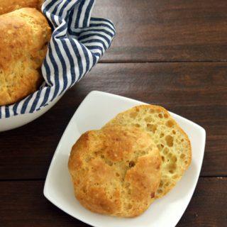 Copycat Chebe Cheese Bread (Grain Free Brazilian Cheese Bread)