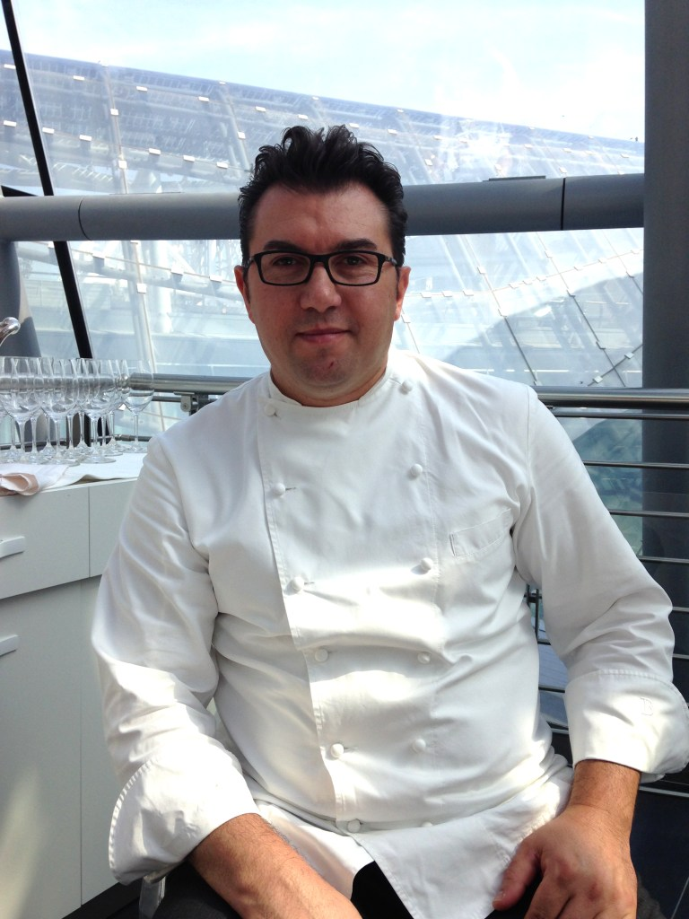 Chef Matteo Vigotti Wows with Both Traditional and Innovative ...