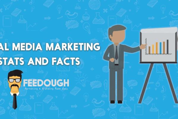 facts & stats SOCIAL MEDIA MARKETING