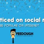 9 ways to get popular on social media