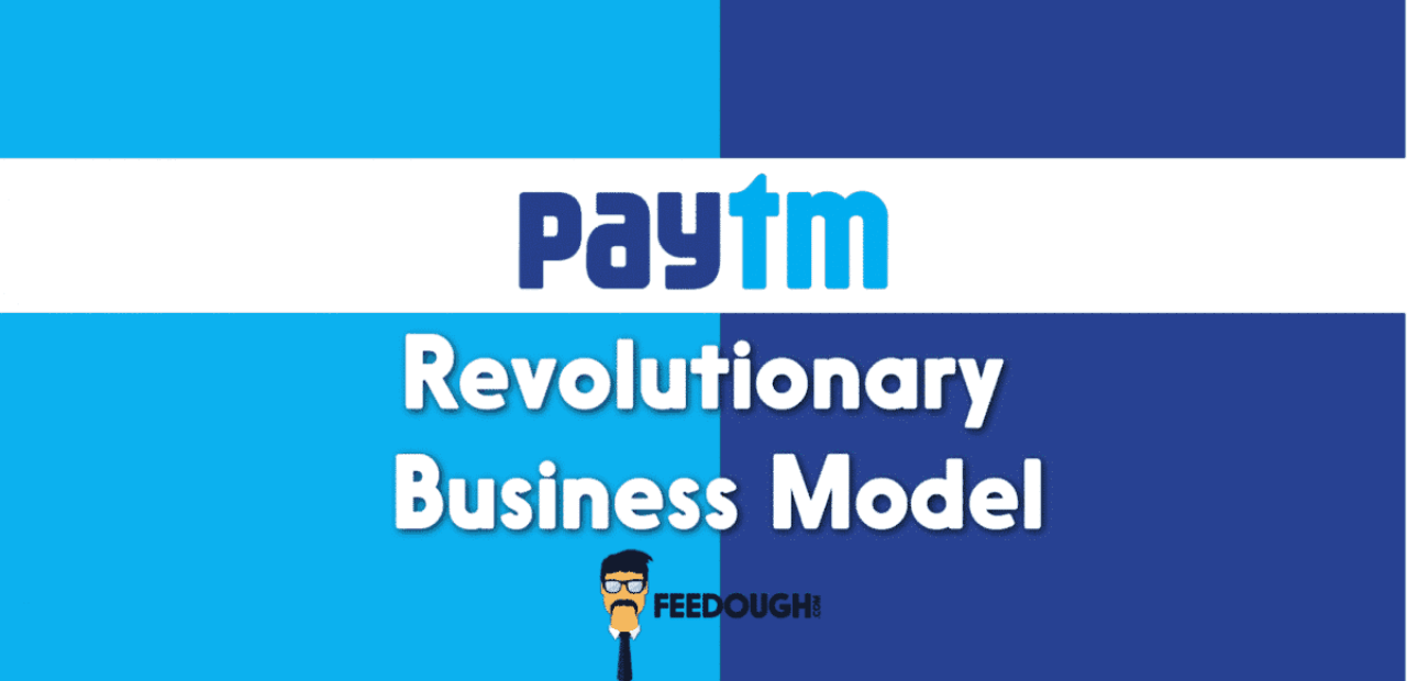 PAYTM business model