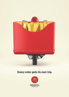 mcd print ad