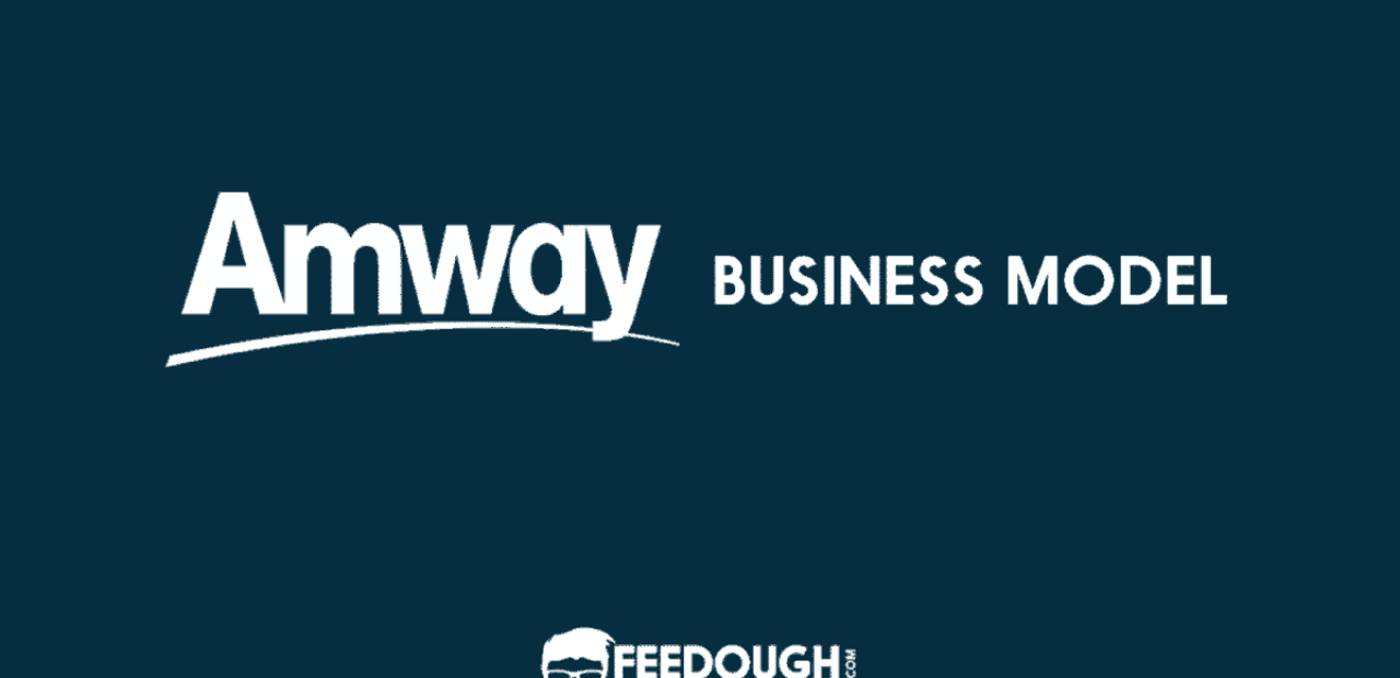 AMWAY BUSINESS MODEL