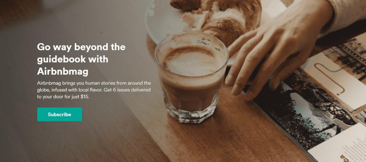 airbnbmag airbnb business model