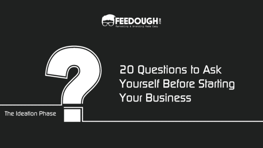 20 question - ideation phase - startup process