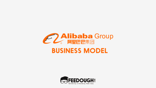 how does ALIBABA make money