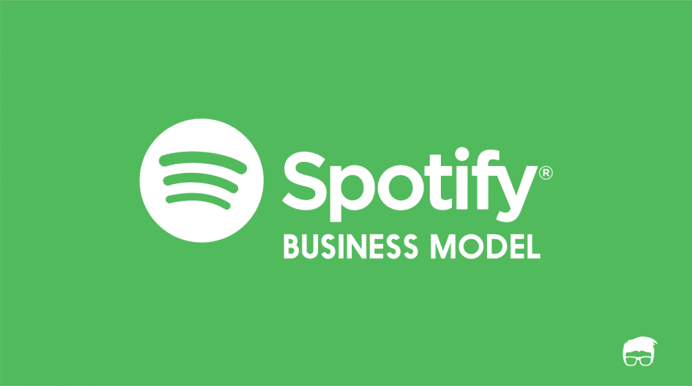 spotify business model
