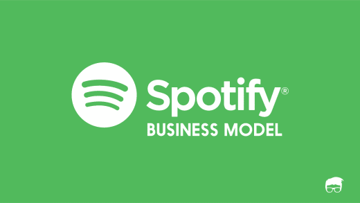 spotify business model