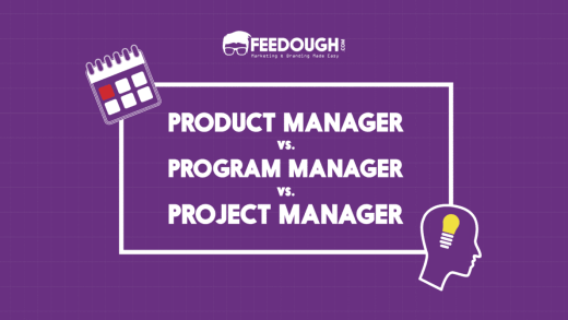 Product Manager vs Program Manager vs Project Manager