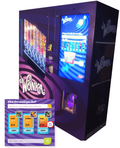 electronic vending machine