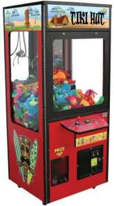 game vending machine