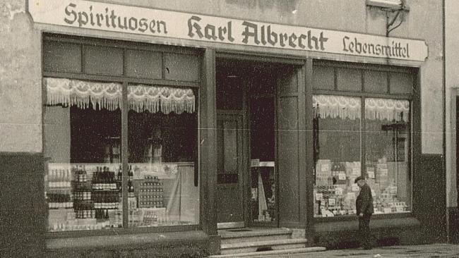 aldi first business store