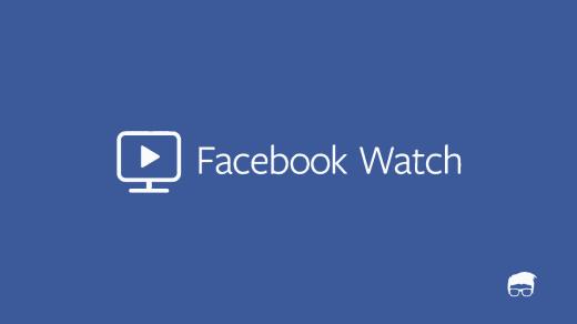 Facebook Watch 101 1