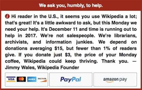 How Does Wikipedia Make Money